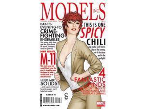 Models Inc #2 (2009-2010) Marvel Comics VF/NM