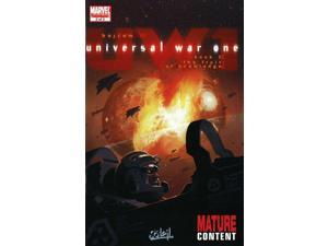 Universal War One #2 (2008) Marvel Comics VF/NM