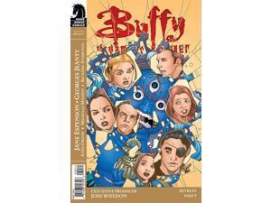 Buffy the Vampire Slayer #30 Season 8 Jeanty Cover (2007-2011) Dark Horse Comics