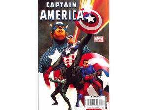 Captain America #600 Steve Epting Cover Volume 5 (2004-2011) Marvel Comics VF