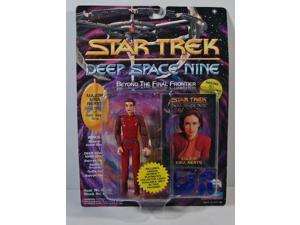 Star Trek Deep Space Nine Series 1 Major Kira Nierys Action Figure 1993 Playmate