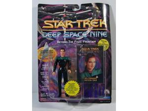 Star Trek Deep Space Nine Series 1 Lieutenant Jadzia Dax Action Figure 1993 Play