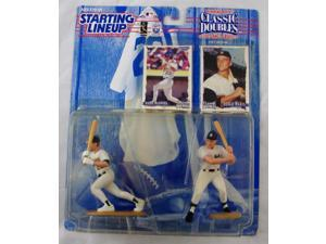 MLB Starting Lineup Classic Doubles Mark McGwire Roger Maris Action Figure 2-Pac