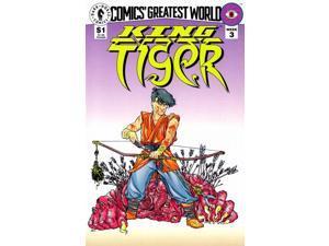 Comics' Greatest World Vortex #3 King Tiger (1993) Dark Horse Comics VF/NM