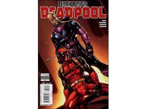 Deadpool #10 Second 2nd Printing Volume 2 (2008-2012) Marvel Comics VF+