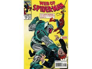 Web of Spider-Man #114 Volume 1 (1985-2007) Marvel Comics VF+