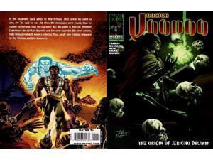 Doctor Voodoo The Origin of Jericho Drumm (One-Shot) (2010) Marvel Comics VF+