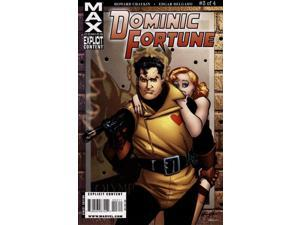 Dominic Fortune #3 (2009-2010) Marvel Comics VF/NM