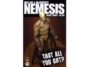 Nemesis #3 (2010-2011) Marvel (Icon) Comics VF/NM