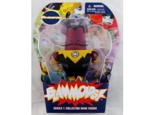 Blammoids Series 1 Sinestro Action Figure DC Direct MIP