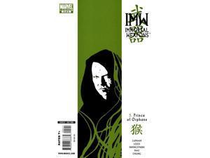 Immortal Weapons #5 (2009-2010) Marvel Comics VF/NM