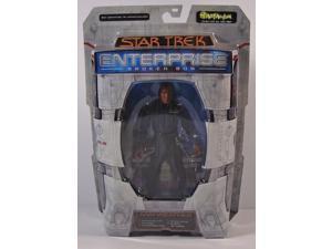 Star Trek Enterprise Broken Bow Ensign Travis Mayweather 6 Inch Action Figure 20