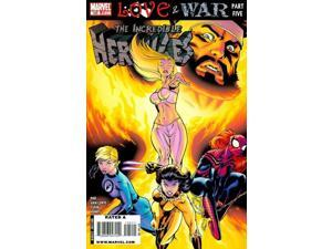 The Incredible Hercules #125 (2008-2010) Marvel Comics VF+