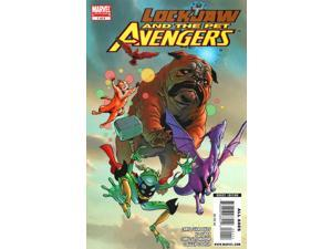 Lockjaw and the Pet Avengers #1 (2009) Marvel Comics VF/NM