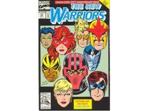 The New Warriors #25 Volume 1 (1990-1996) Marvel Comics VF
