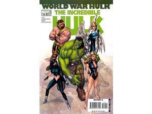 The Incredible Hulk #109 Volume 2 (1999-2008) Marvel Comics VF