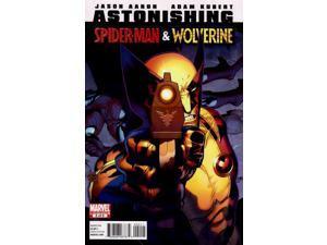 Astonishing Spider-Man & Wolverine #2 (2010-2011) Marvel Comics VF/NM