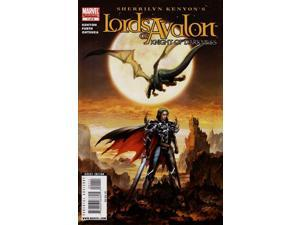 Lords of Avalon Knight of Darkness #1 (2009) Marvel Comics VF/NM