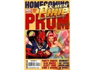 X-Men Pixie Strikes Back #2 (2010) Marvel Comics VF+