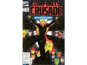 The Infinity Crusade #1 (1993) Marvel Comics FN-