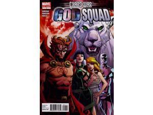 Chaos War God Squad (One-Shot) (2011) Marvel Comics VF/NM