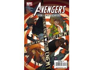 Avengers the Initiative #27 (2007-2010) Marvel Comics VF/NM