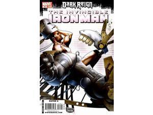 Invincible Iron Man #18 (2008-2012) Marvel Comics VF/NM