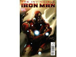 Invincible Iron Man #33 (2008-2012) Marvel Comics VF/NM