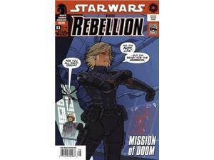 Star Wars Rebellion #11 (2006-2008) Dark Horse Comics VF/NM