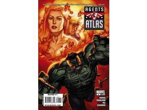 Agents of Atlas #8 Volume 2 (2009) Marvel Comics VF/NM