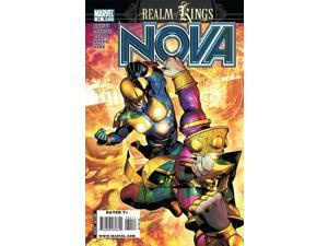 Nova #34 Volume 4 (2007-2010) Marvel Comics VF/NM