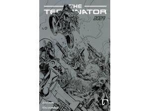 The Terminator 2029 #1 1:15 Variant (2010) Dark Horse Comics VF/NM