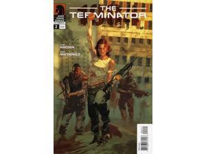 The Terminator 1984 #2 (2010) Dark Horse Comics VF/NM