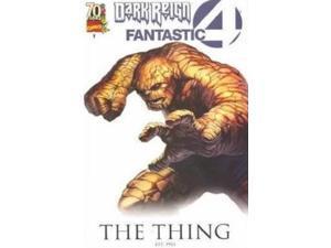 Dark Reign Fantastic Four #1B (2008-2009) Marvel Comics NM