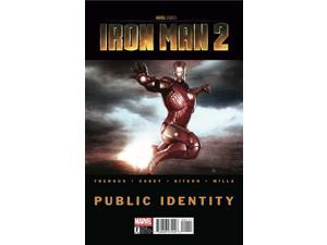 Iron Man 2 Public Identity #1 (2010) Marvel Comics VF/NM
