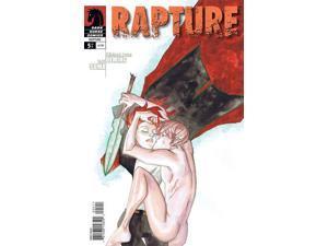 Rapture #5 (2009-2010) Dark Horse Comics VF+