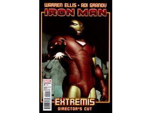 Iron Man Extremis Director's Cut #2 (2010) Marvel Comics VF+