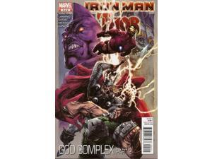 Iron Man Thor #2 (2011) Marvel Comics VF+