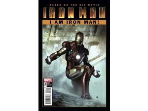 Iron Man I am Iron Man #2 (2010) Marvel Comics VF+