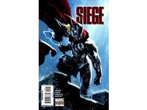 Siege #2 1:25 Variant (2010) Marvel Comics VF/NM