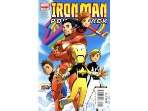 Iron Man Power Pack #1 (2008) Marvel Comics VF+
