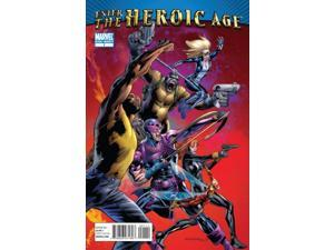 Enter the Heroic Age (One-Shot) (2010) Marvel Comics VF/NM