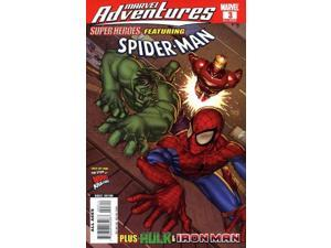 Marvel Adventures Super Heroes #3 Volume 1 (2008-2010) Marvel Comics VF/NM