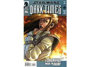 Star Wars Dark Times #7 (2006-2010) Dark Horse Comics NM