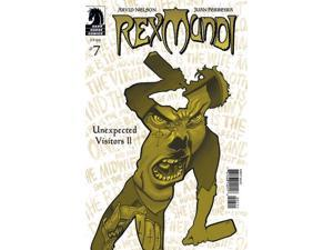 Rex Mundi #7 (2006-2009) Dark Horse Comics VF/NM