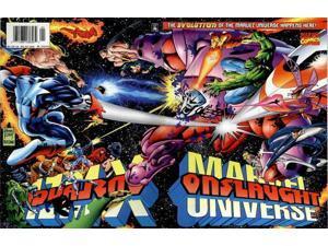 Onslaught Marvel Universe #1 (1996) Marvel Comics VF+