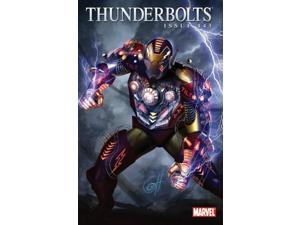 Thunderbolts #143 1:15 Iron Man Variant Volume 1 (1997-2012) Marvel Comics VF/NM