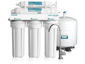 APEC Water ROES-50 5-Stage Reverse Osmosis Drinking Water Filter