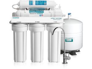 APEC Water ROES-PH75 pH+ Alkaline Calcium Mineral Reverse Osmosis 75 GPD Drinking Water System