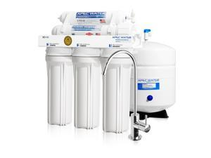 APEC Water RO-90 Premium Quality 90GPD High-Flow Reverse Osmosis Drinking Water Filter System